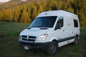 Campervan North America