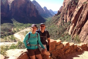 National Park HIKING TOURS | Timberline Adventures :: Fully supported guided hiking and cycling tours through Bryce and Zion National Parks.  Committed to adventure for over 35 years – we know adventure!