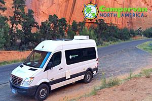 Easy to Drive RV Rentals | Campervan North America