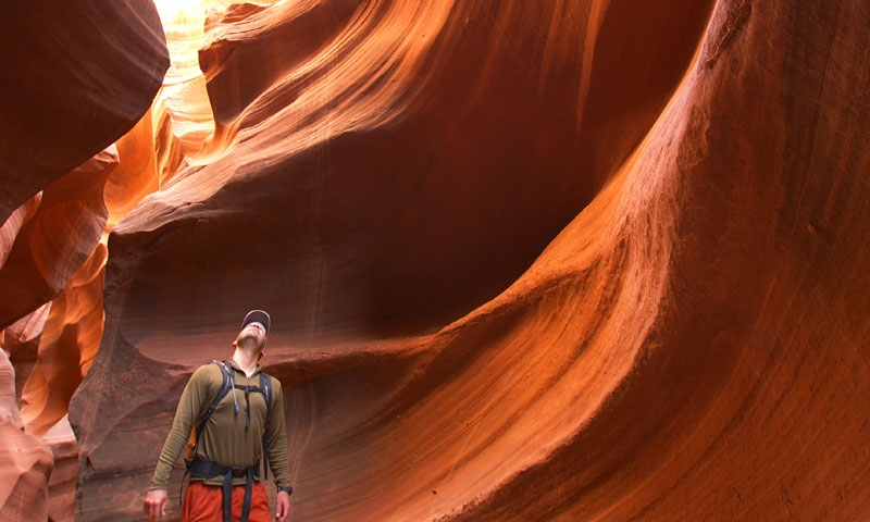 Slot Canyoneering in the Southwest