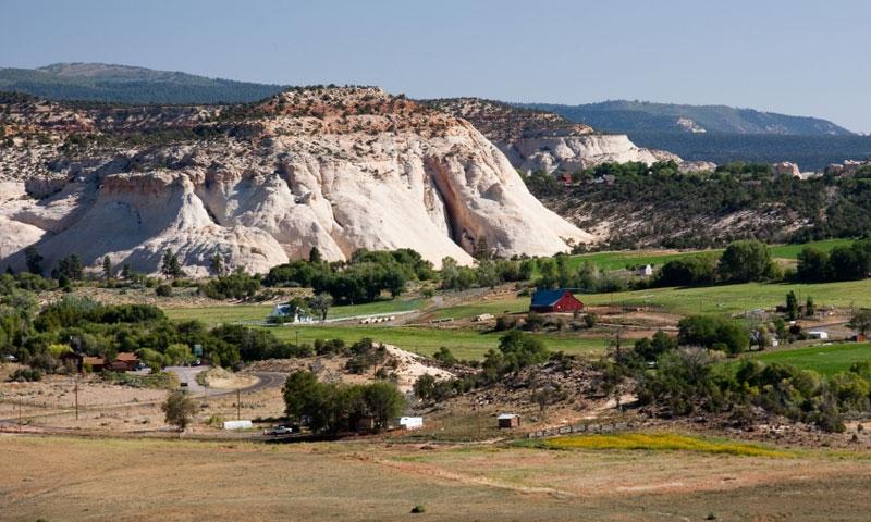 Town of Boulder Utah