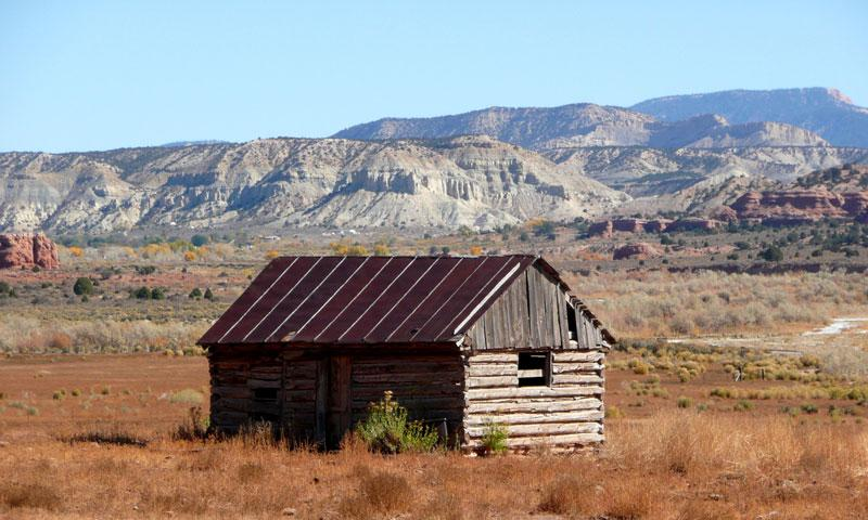 Cannonville Utah near Bryce Canyon
