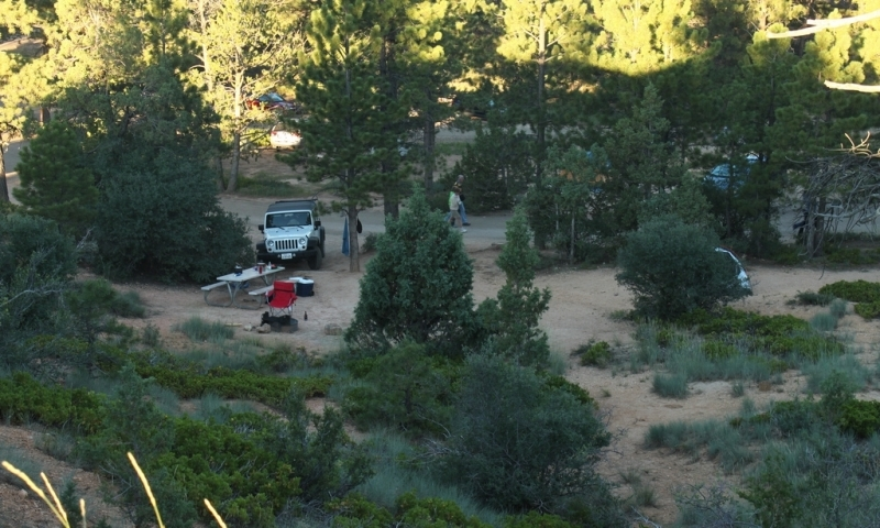 Bryce Canyon North Campground