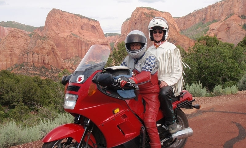 Motorcycle Tour Southern Utah Bryce Zion National Park