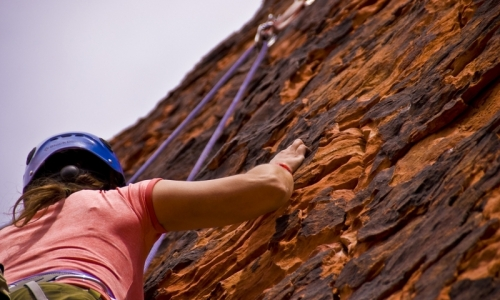 Bryce Canyon Climbing