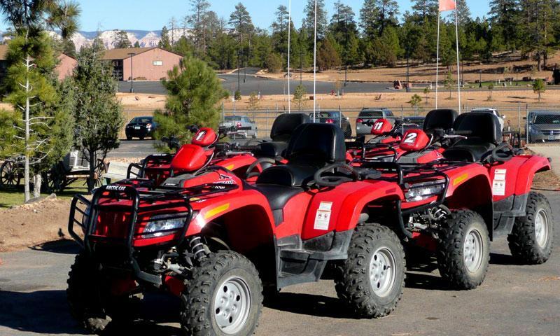 ATV Rentals near Bryce Canyon