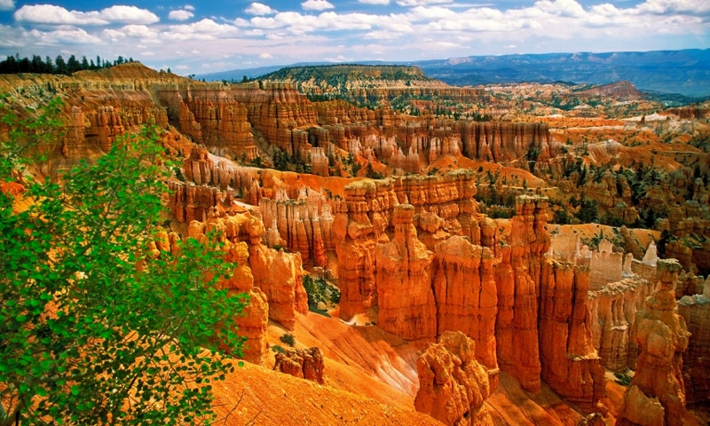 Sunrise Point in Bryce Canyon National Park