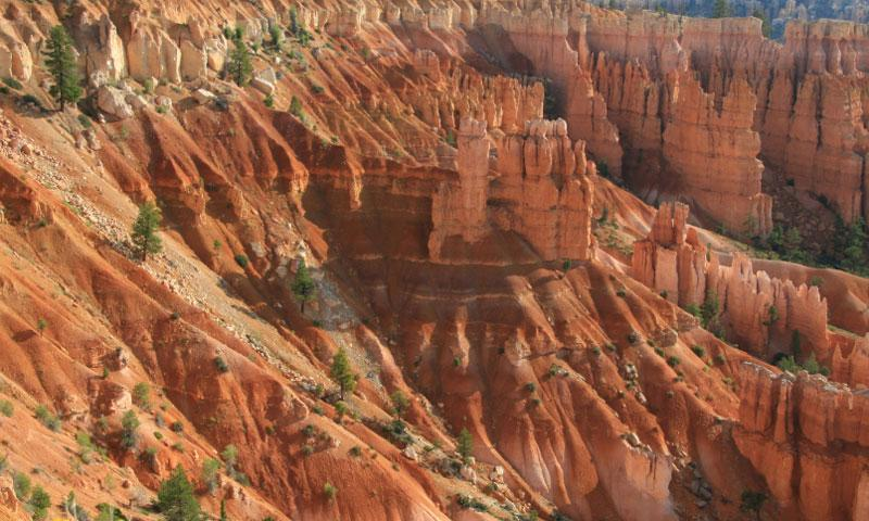 Fairyland Canyon in Bryce Canyon National Park