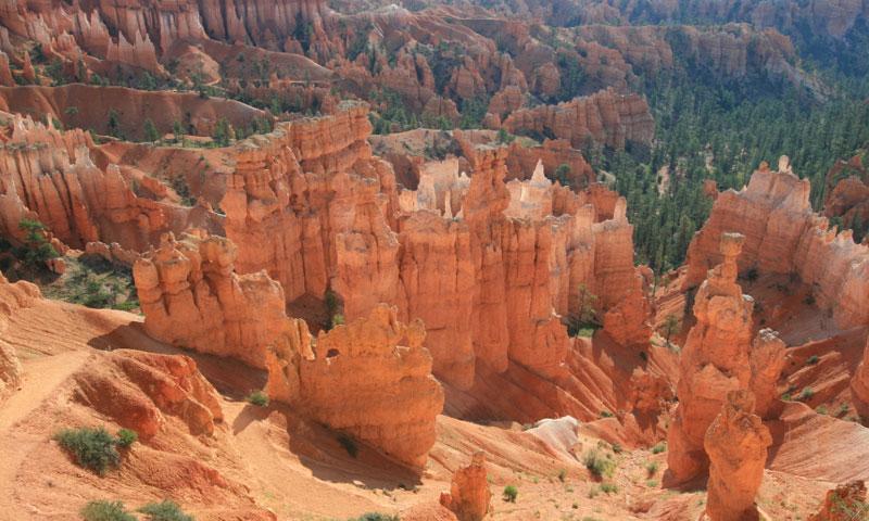 Bryce Fairyland Canyon