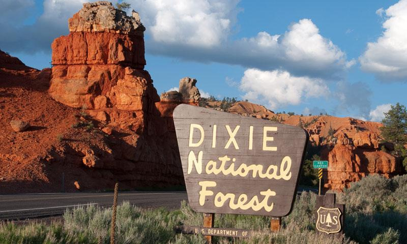 Red Canyon Dixie National Forest