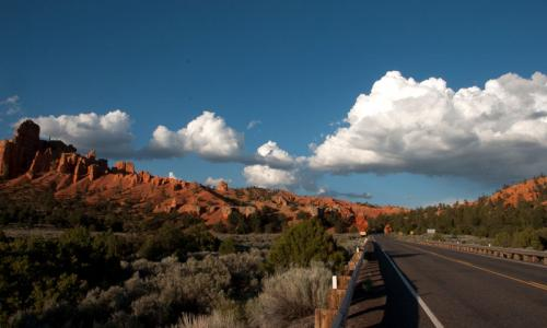 Red Canyon State Park Utah