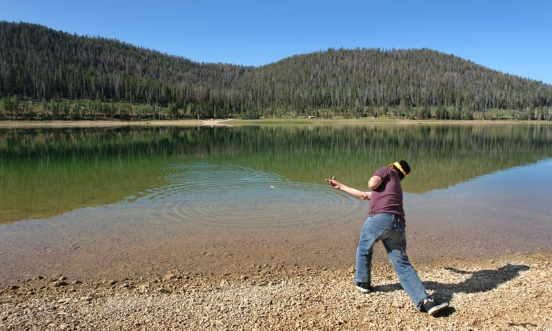 Navajo lake utah fishing camping boating alltrips for Fish lake utah camping