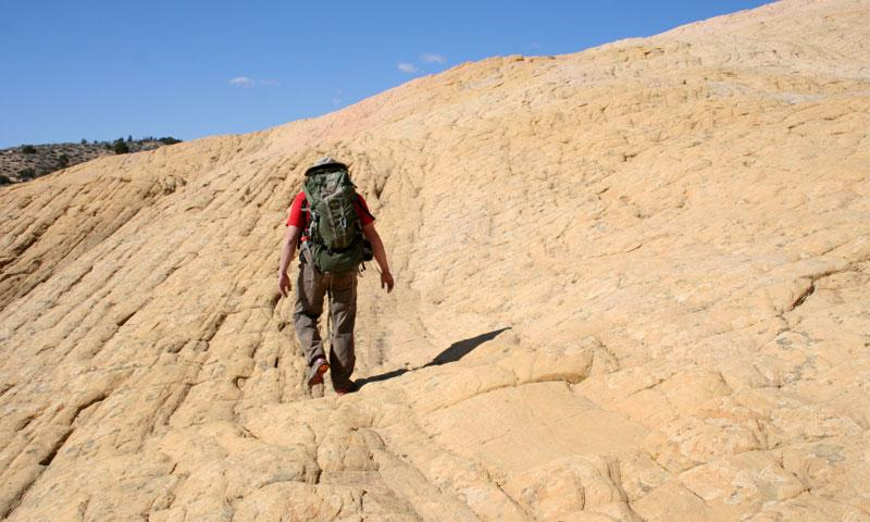 Backpacking through Grand Staircase Escalante National Monument