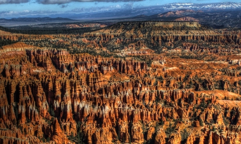 Bryce Inspiration Point