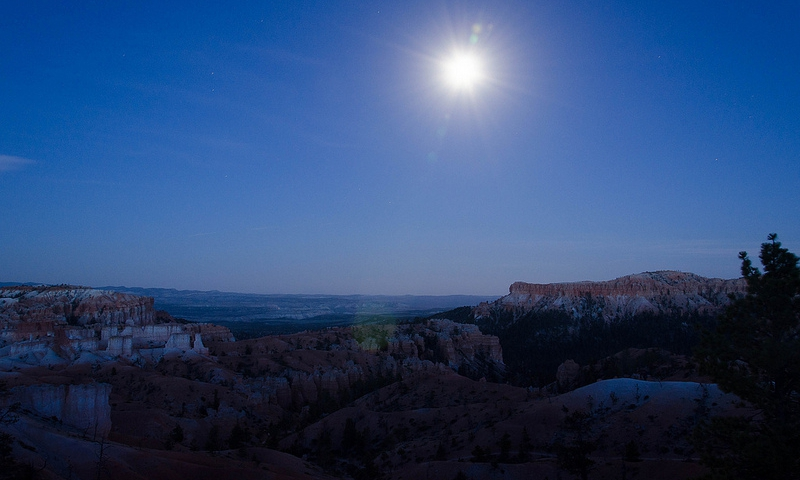 Bryce Canyon Full Moon Hikes